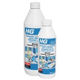HG Limpiador Profesional para Eliminar Manchas de Cal