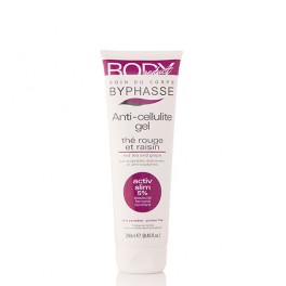 Body Seduct Gel Anticel·lulític Te Vermell i Raïm.