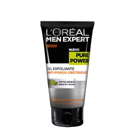 Pure Power L'Oréal Men Expert Gel Exfoliante