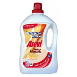 Detergente Asevi Jabón de Marsella