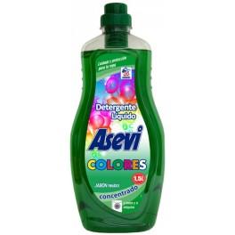 Detergente Asevi Colores